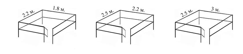 Размер оградки на могилу стандарт древесина кипариса