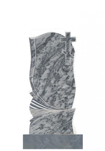 Мраморный памятник (2021) 100х45
