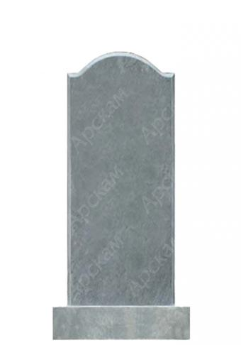 Мраморный памятник (плечики) 110х45