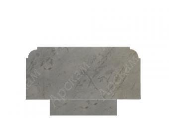 Мраморный памятник (2508) 45х100