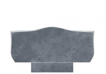Мраморный памятник (2603) 50х120